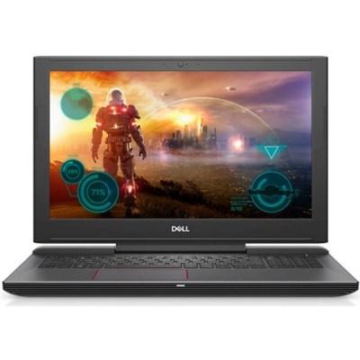 i7577-7425BLK Inspiron 15.6` i7-7700HQ 16GB RAM, 128GB Gaming Notebook Laptop