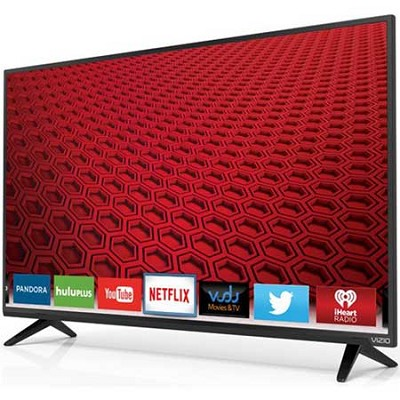 E43-C2 - 43-Inch E-Series 120Hz 1080p Smart LED HDTV - OPEN BOX