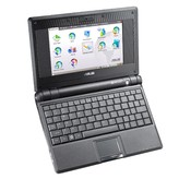 EEE PC 4G Surf (Black) [Linux operating system]