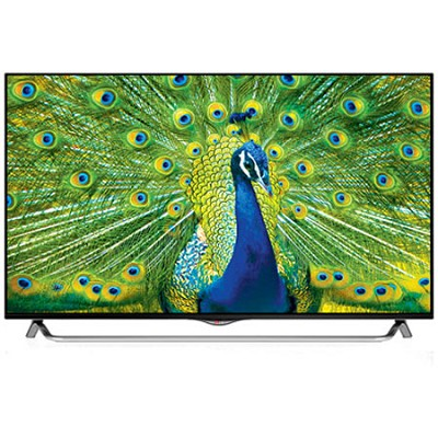 49UB8500 - Ultra HD 4K LED 3D Smart HDTV With WebOS