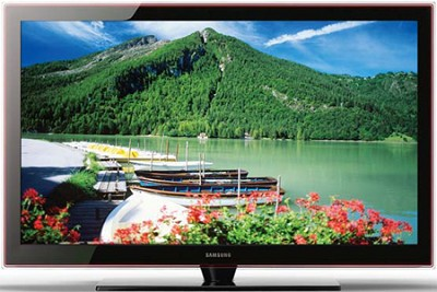 LN40A630 - 40` High-definition 1080p 120Hz LCD TV