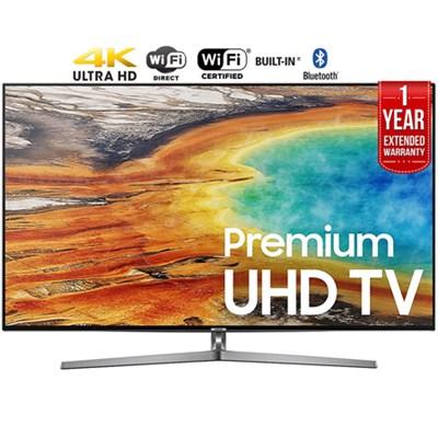 74.5` 4K Ultra HD Smart LED TV (2017) + 1 Year Extended Warranty - Refurbished