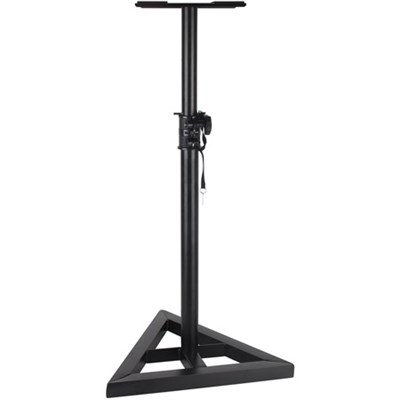 Pair of PA Speaker Stands Holds up to 10` Speakers - SS3518-K