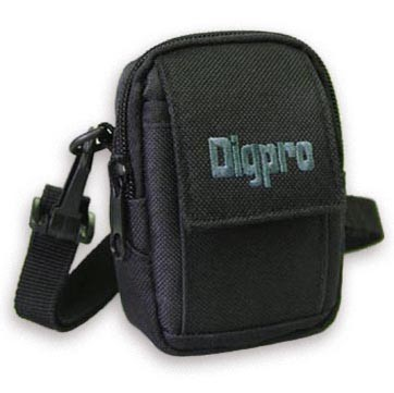 Ultra-Compact Digital Camera Deluxe Carrying Case - DP800