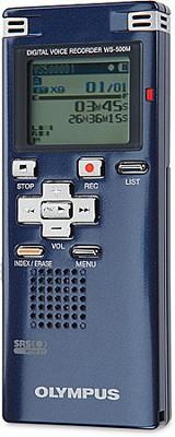 WS-500 - Digital Voice Recorder (Blue) REFURBISHED