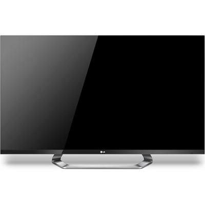47LM7600 47` Class Cinema 3D 1080p 240Hz LED SmartTV w/ 6 Pairs of 3D Glasses