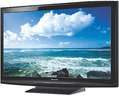 TC-P46U1 46` VIERA High-definition 1080p Plasma TV