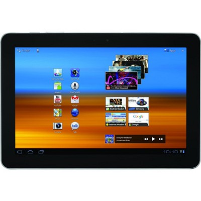 Galaxy 10.1` Tablet 32 GB with WiFi, Honeycomb 3.0