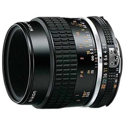 Micro-NIKKOR 55mm f/2.8 Lens - REFURBISHED
