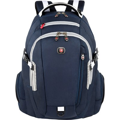 Commute Deluxe Laptop Backpack for Notebooks up to 16` (Blue)