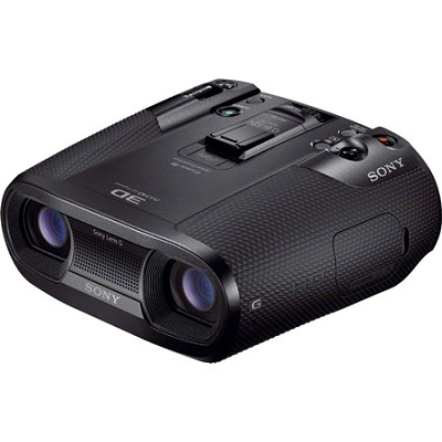 DEV-50 25x Zoom Full HD 3D Digital Recording Binoculars with Optical SteadyShot
