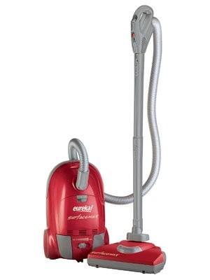 6833D Boss Powerteam Bagged Canister Vacuum Cleaner - OPEN BOX