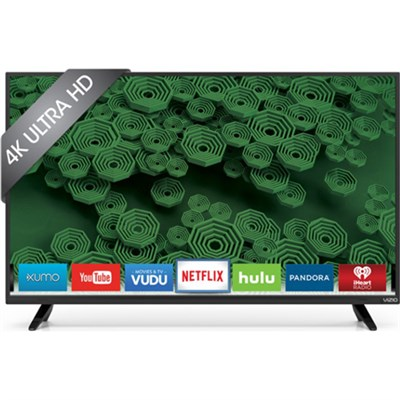 D65u-D2 65` Class Ultra HD 4K Full-Array LED Smart TV - OPEN BOX