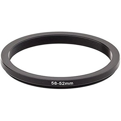 58/52mm Step-Down Ring