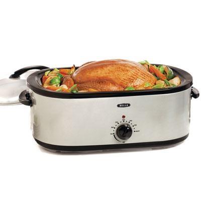 Bella 18-Quart Roaster Oven - 13425