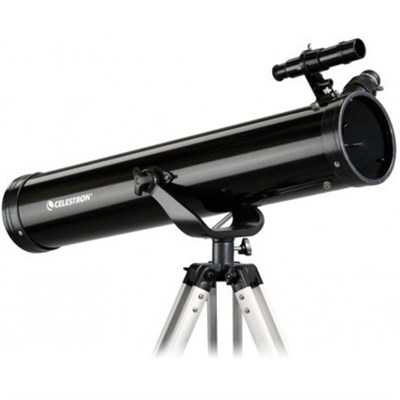 Celestron PowerSeeker 76AZ Telescope with 76mm Aperture