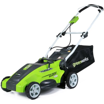 10 Amp 16-inch Corded Lawn Mower (25142)