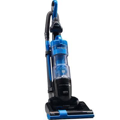 Jet Force Upright Bagless Vacuum Cleaner in Blue - MC-UL425