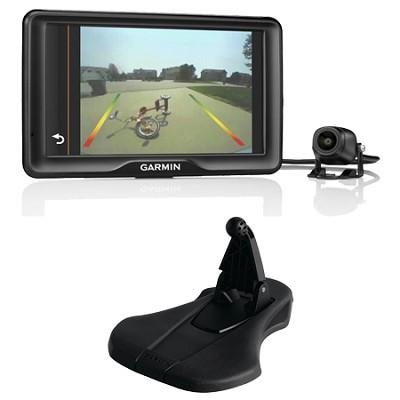nuvi 2798LMT w/ Lifetime Maps, Traffic, Backup Camera & Garmin Friction Mount