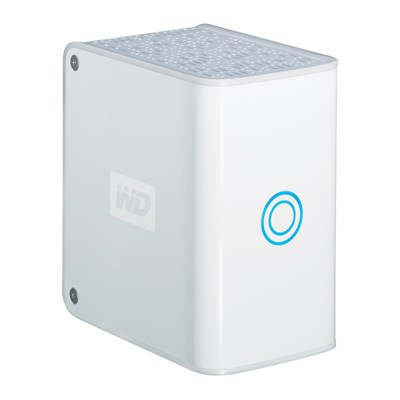 2 TB My Book World Edition II Ethernet Storage System {WDG2NC20000N}