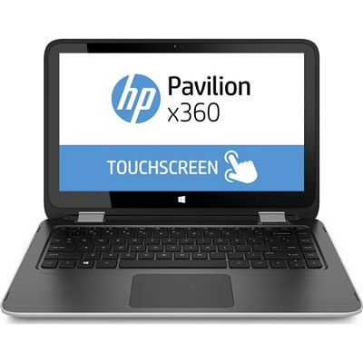Pavilion x360 13-a010nr 13.3-Inch AMD Quad-Core A8 Convertible Laptop - OPEN BOX