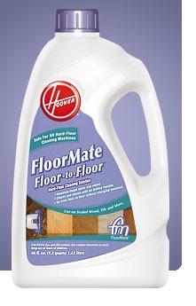 Floor-to-Floor Cleaner for FloorMate