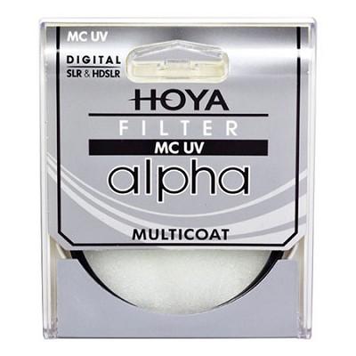 Alpha UV 52mm Filter