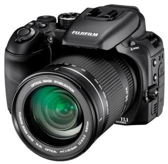 FINEPIX S100fs 11.1MP SLR Styled Digital Camera