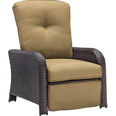 Strathmere Woven Reclining Lounge Chair
