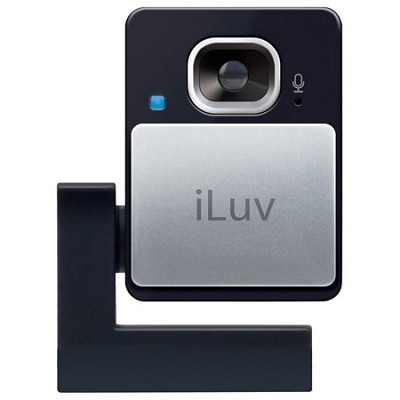 1.3 Megapixel Webcam w/ Universal Laptop Clip and Built-in Privacy Sliding Door