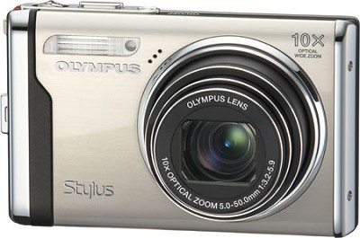 Stylus 9000 12 MP Camera With 10x Wide Angle Optical Zoom - Refurbished