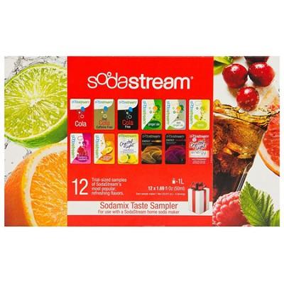 Soda Mix Variety 12 Pack Holiday Promo Set