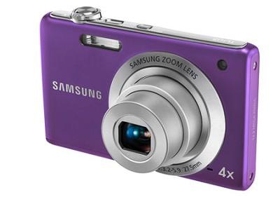 TL105 Digital Camera (Purple)