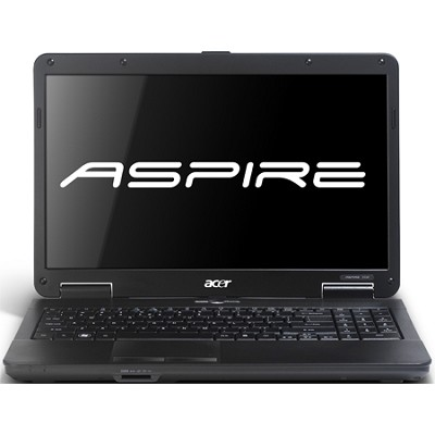 Aspire 15.6` Notebook Computer - Black (AS5334-2581)