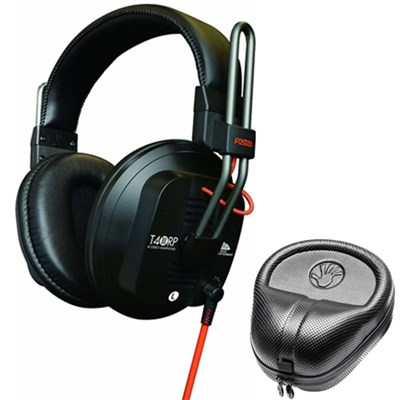 Professional Studio Headphones - Closed w/ Slappa HardBody Headphone Case