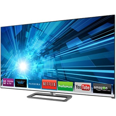 M651D-A2R - 65-inch 240Hz Razor LED 1080p Smart HDTV with Theater 3D