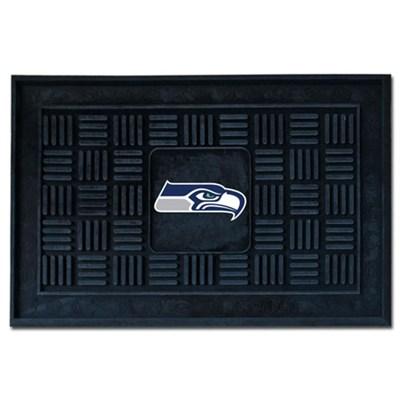 NFL Seattle Seahawks Vinyl Heavy Duty Door Mat