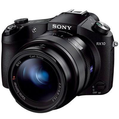 Cyber-shot DSC-RX10 20.2 MP 3-inch LCD Digital Camera - OPEN BOX