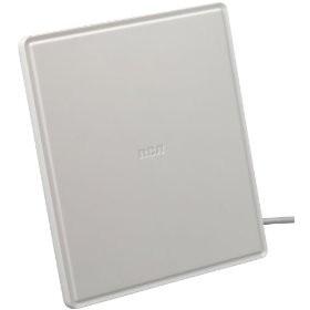 Multi-Directional Digital Flat Amplified HDTV Antenna (White)