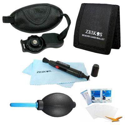 Essential Wrist Grip Strap Kit for SLR Cameras