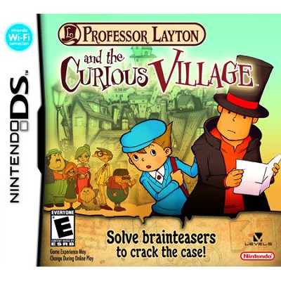 DS Professor Layton and the Curious Village