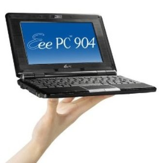 EEEPC904HA-BLK010X (XP operating system) {open box}