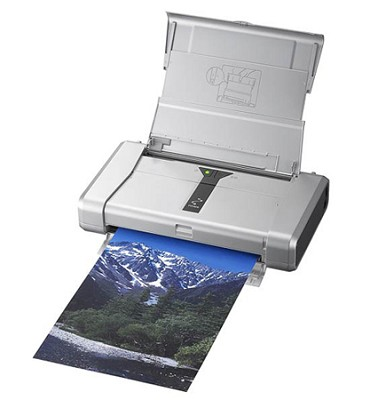 PIXMA iP100 Mobile Photo Printer