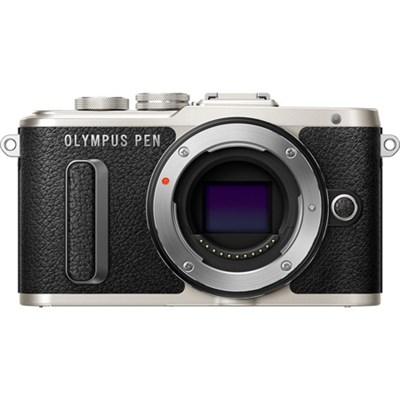 PEN E-PL8 16.1 MP Wi-Fi Black Mirrorless Digital Camera Body