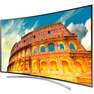 UN55H8000 - 55 inch 1080p 240Hz 3D Smart Curved LED HDTV - REFURBISHED