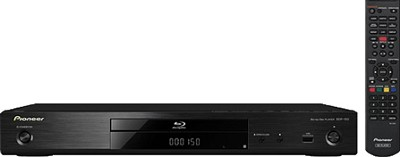BDP-150 Network Enabled Blu-ray 3D Disc Player - OPEN BOX