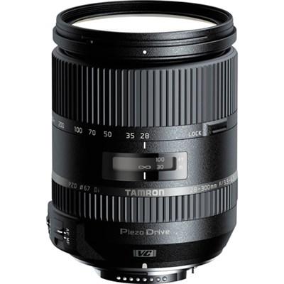 28-300mm F/3.5-6.3 Di VC PZD Lens for Nikon - Refurbished