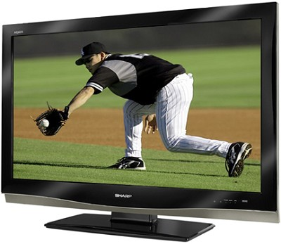 LC-42D62U - AQUOS 42` High-definition 1080p LCD TV