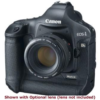 EOS-1Ds Mark III Digital SLR Camera Body