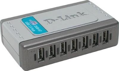 7-Port USB 2.0 Hub